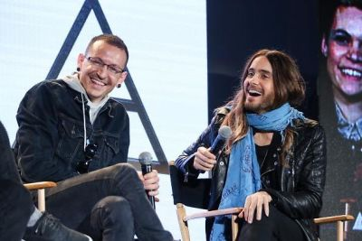 Chester Bennington, Jared Leto
