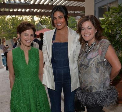 Cindi Leive, Rachel Roy, Connie Anne Phillips