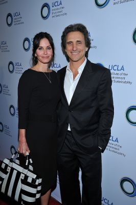 Courteney Cox, Lawrence Bender