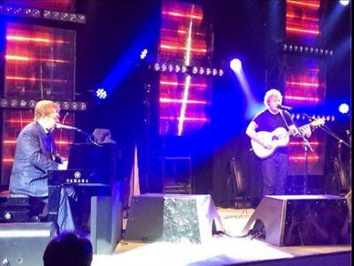 Elton John AIDS Benefit