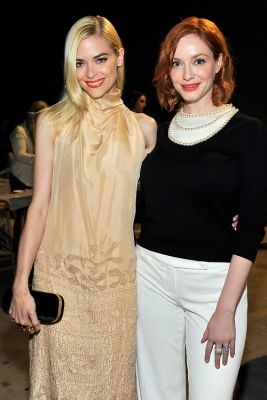 Jaime King, Christina Hendricks