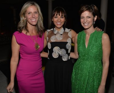 Jane Buckingham, Rashida Jones, Cindi Leive