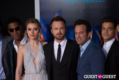 Kid Cudi, Imogen Poots, Aaron Paul, Scott Waugh, George Gatins