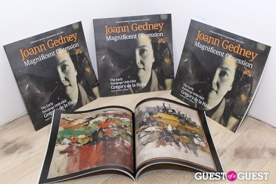 Magnificent Obsession: The Early Paintings of Joann Gedney, 1948-1963