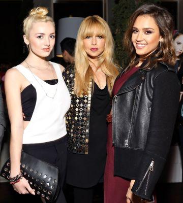 Peyton List, Rachel Zoe, Jessica Alba