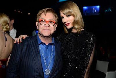 Taylor Swift, Elton John