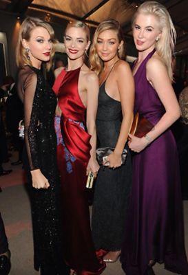 Taylor Swift, Jaime King, Ireland Baldwin