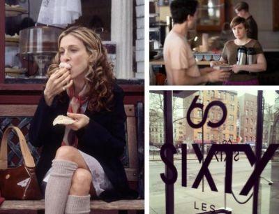 Magnolia Bakery, Cafe Grumpy, Sixty LES