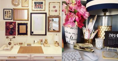 Desk DIY: 10 Accessories To Decorate Your Workspace