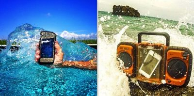 Our Favorite Waterproof Gadgets For The Pool Or Beach
