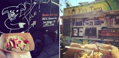 Mex-To-Go: 8 Of L.A.'s Top Taco Trucks
