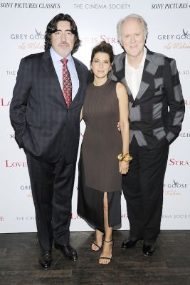 Alfred Molina, Marisa Tomei, John Lithgow