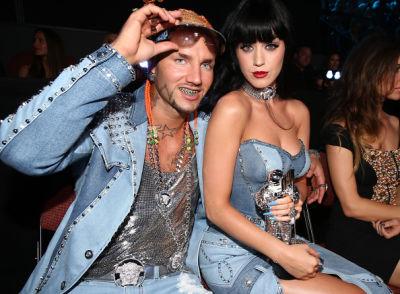 Riff Raff, Katy Perry