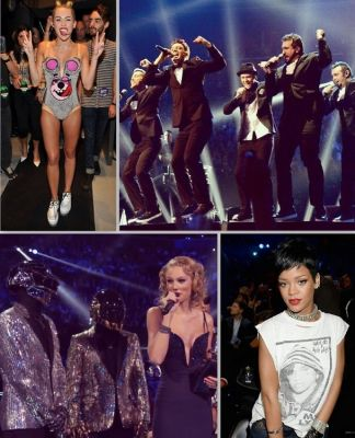 2014 MTV Video Music Awards: A Look Back At The Unforgettable Moments From Last Year's Show