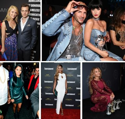 Last Night's Parties: Hollywood Gears Up For The Emmy Awards With The Entertainment Weekly Pre-Emmy Event, Nicki Minaj & Jessie J Attend The Republic Records Official MTV VMA After-Party & More!