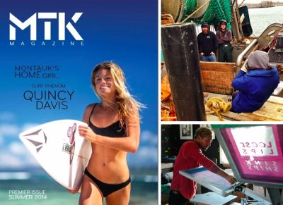 Interview: MTK Magazine Editors Talk About Their First Issue And Share Their Favorite Spots On The East End