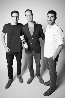 You Should Know: The Wine Awesomeness Crew Logan Lee, Dale Slear & Benjamin Glover