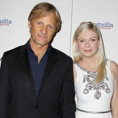 Viggo Mortensen, Kirsten Dunst
