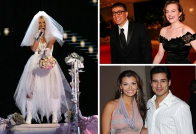 Hollywood Breakups: The 8 Shortest Celebrity Marriages