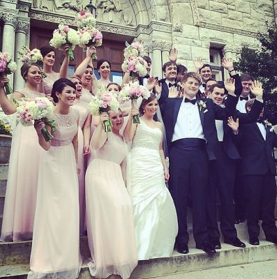 Trending Weddings: The Best Instagrams from Tweet The Bride, Now In NYC!