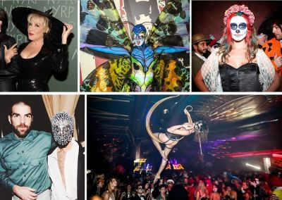 Last Night's Parties: Heidi Klum, Fiona Byrne & Bette Midler Each Host Star-Studded Halloween Parties & More!