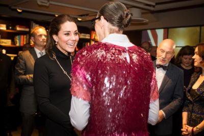 Kate Middleton, Jenna Lyons