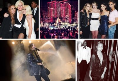 A Look Back At The Top NYC Parties Of 2014