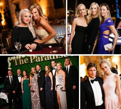 Inside The 2014 Paradise Fund Casino Night In Palm Beach