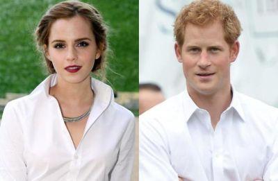 Emma Watson, Prince Harry