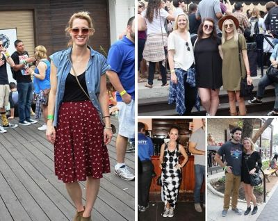 SXSW Street Style: The Laid-Back Look Reigns In Austin
