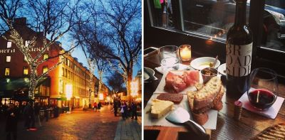 Boston Date Night: Get To Know The North End