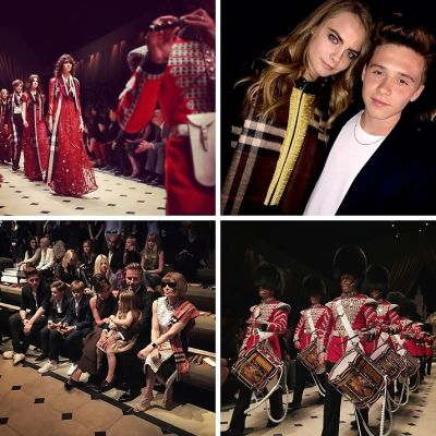 Instagram Round Up: Burberry Brings London To Los Angeles
