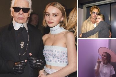Daily Style Phile: The Mysterious Lily-Rose Depp Goes Public