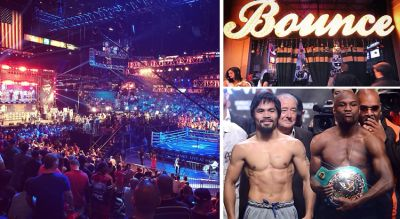 Mayweather vs Pacquiao: Where To Watch The Fight Of The Century In NYC