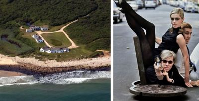 J. Crew CEO Mickey Drexler Is Selling Andy Warhol's Montauk Estate For $85 Million