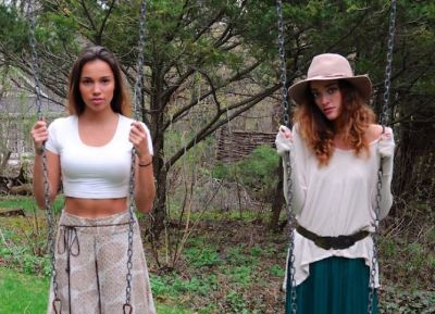 Detroit Vs. Everybody: Stereo Jane's Sydney & Emilia Schmier Rock Summer's Festival Trends