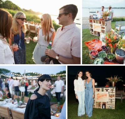 Guest Of A Guest & Cointreau Host A Summer Soirée At The Crow's Nest