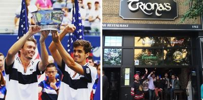 5 NYC Bars To Watch The U.S. Open This Weekend