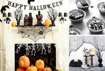 Your Guide To Throwing A Last-Minute Halloween Party