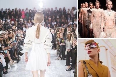 Runway Recap: The Best Of Paris Fashion Week SS16
