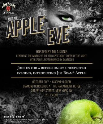 Jim Beam Apple Eve, Hosted By Mila Kunis