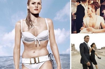 A Brief History Of The Best Bond Girls In Film