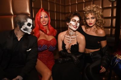 Inside NYC's Biggest Halloween Parties Of 2015