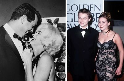 #TBT: 15 Amazing Throwback Photos Of Golden Globes Past