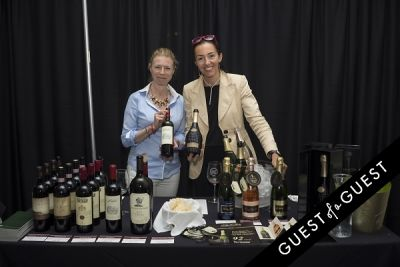 The Sherry-Lehmann Suite at Around the World in 80 Sips