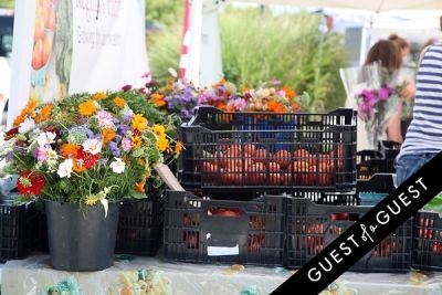 """Shop the Nutrition Rainbow"" Tour at Sag Harbor Farmers' Market"