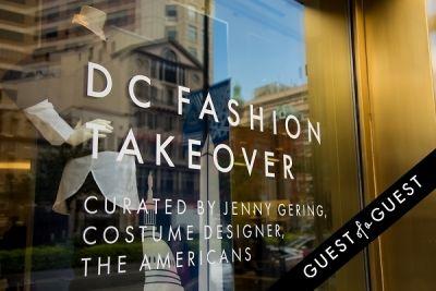 Ann Taylor DC Fashion Takeover