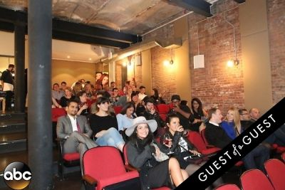 Guest of a Guest hosts a screening for the ABC Selfie campaign