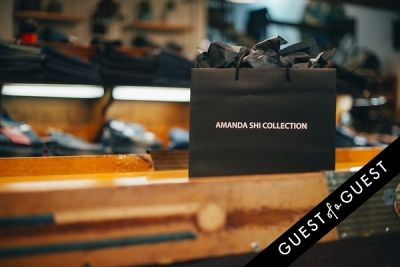 Amanda Shi Spring 2015 Collection Preview