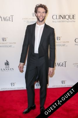 rob sharenow in American Ballet Theatre 2014 opening Night Fall Gala